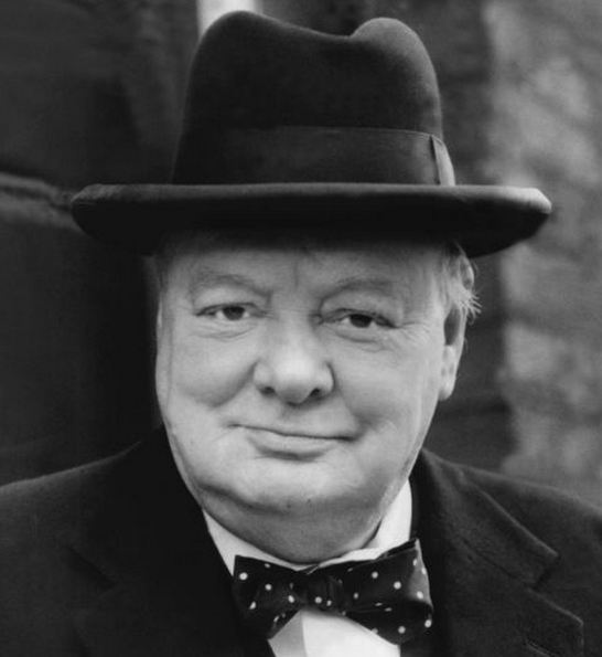 Winston Churchill can boost your bottom line
